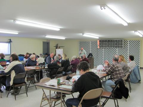 Lions Club Bingo Night