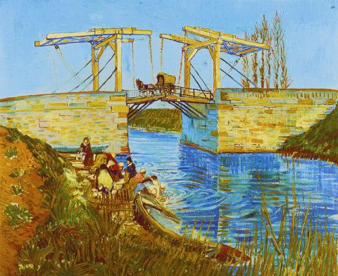 Van Gogh's Langlois Bridge