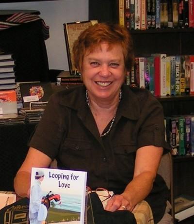 Ginney Etherton Book Signing